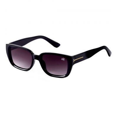 violet rectangle sunglass for men