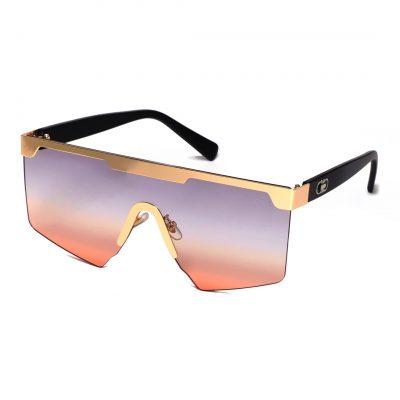 multi color square sunglass for men
