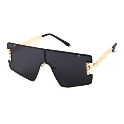 black designer sunglass for men
