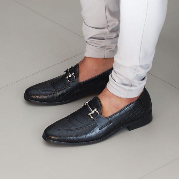 Black Loafers for men