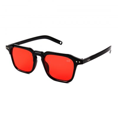red square sunglass for man