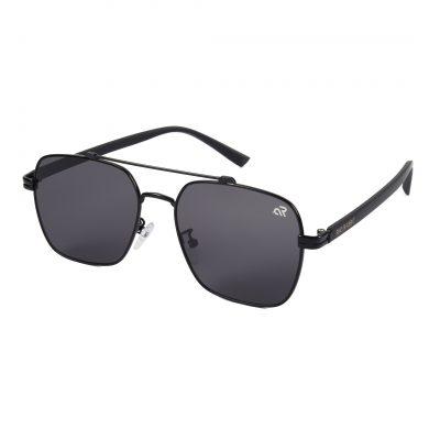 Black square sunglass for man