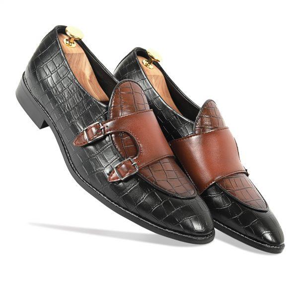 Brown Monk Strap shoes