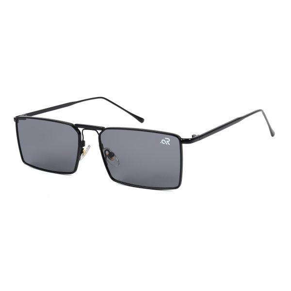 black rectangle sunglass for men